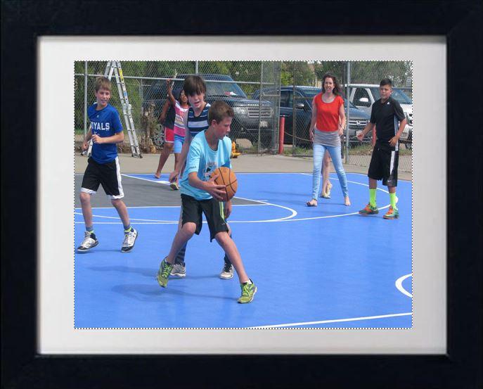 Chiropractic Brighton MI Lifetime Family Chiropractic Kids Playing Basketball