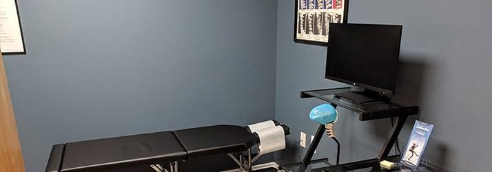 Chiropractic Brighton MI Consultation Room