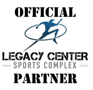 Official Legacy Center Sports Complex Partner