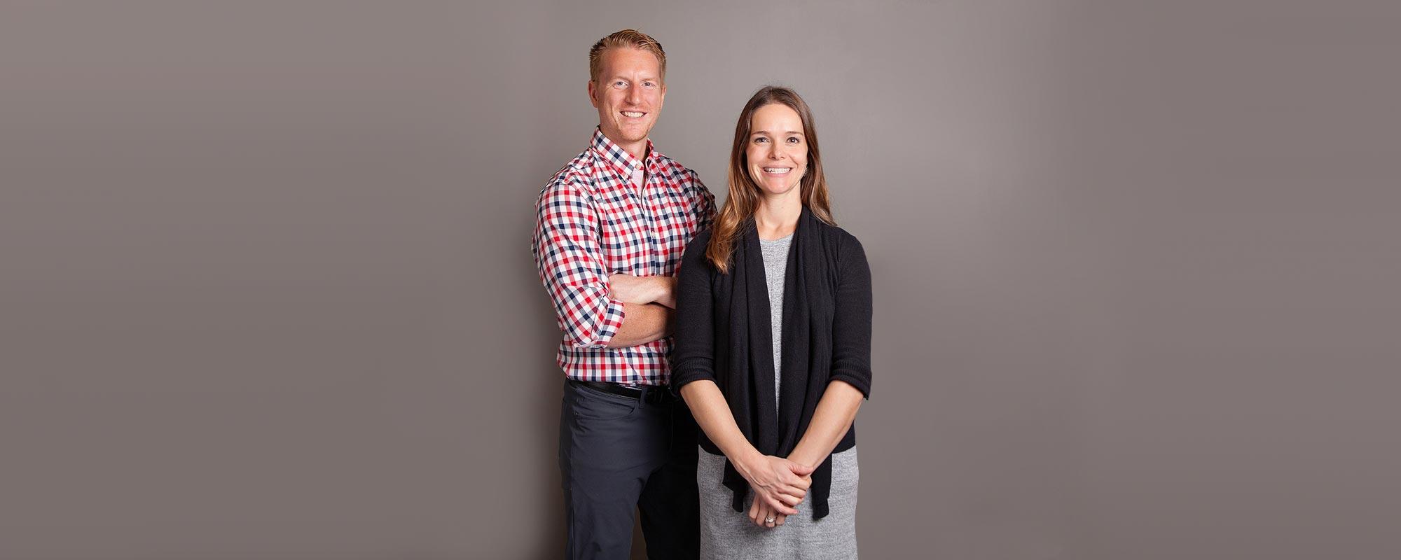 Chiropractor Brighton MI Kyle Conn and Melissa Osborn